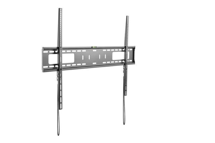 "60-100"" Flat Screen Fixed LCD Wall Bracket"