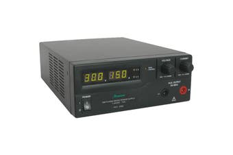 Manson 1-32V 0-15A Power Supply Switching 3 DigiLED W/USB