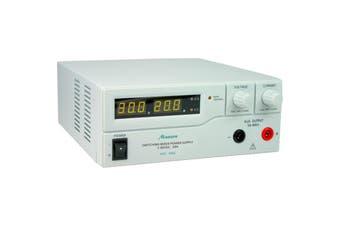 Manson 1-16V 0-40A DC power supply Switch Mode Remote Programming