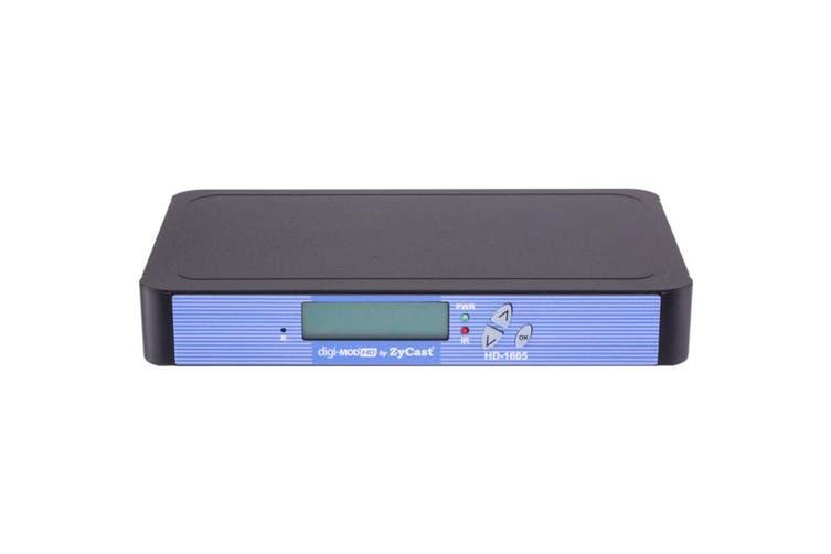 Resi-linx DVB-T Single Input Modulator mpeg-4 IR Delayed Audio Out