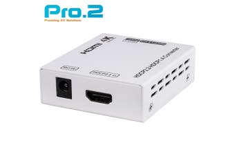 Pro2 HDMI HDCP2.2 TO HDCP1.4 Converter 4K2K 3D Compatible 5V 1A powersupply