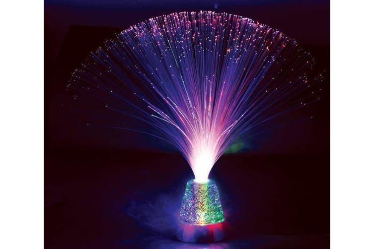 Heebie jeebies Wheeler's Optic Fibre Lamp