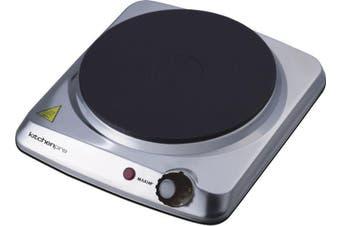 Maxim Portable Single Electric Stove Hot Plate Cooker Hotplate Cooktop Caravan
