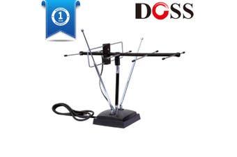 Doss VHF UHF Indoor TV Antenna New