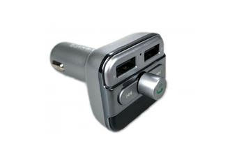 Sansai Bluetooth FM Transmitter Car Kit Supports playing music from phone