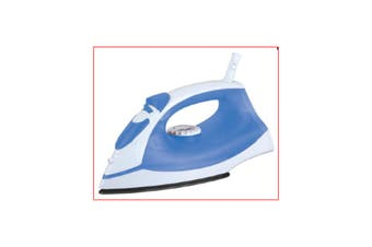 Tiffany IR107 Steam Iron 1200W Non Stick Soleplate