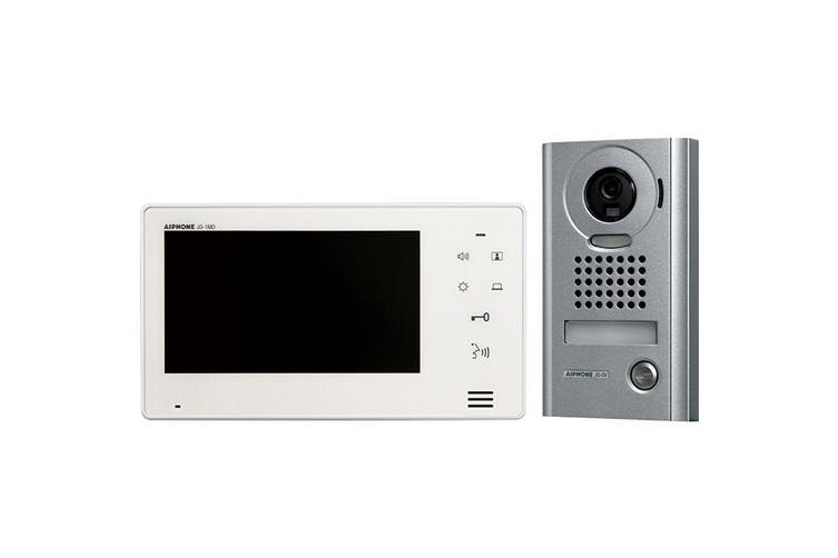 Aiphone 7inch Colour Video Intercom Kit With JO1MD JODV & P/S