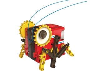 4 In 1 Motorised Robotics Kit for children aged 8 and over