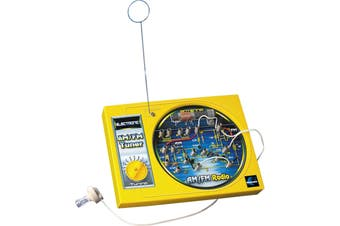 AM/FM Radio Kit aged 8 and over/ manual included