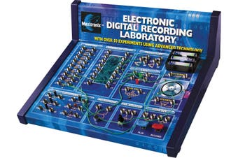 Digital Recording Lab Kit for aged 12 years & over/ manual included