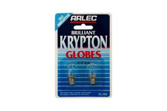 4.8V Prefocus Krypton Globe Pk2 Torch / Flashlight