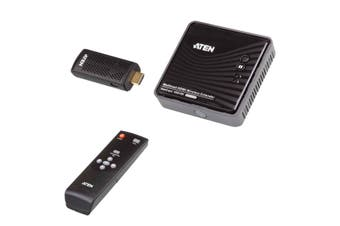 Aten VGA Audio RS-232 Cat 5 Receiver with Dual Output