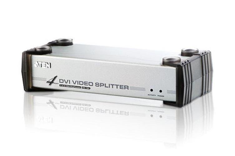 Aten 4 Port DVI Video Splitter with Audio