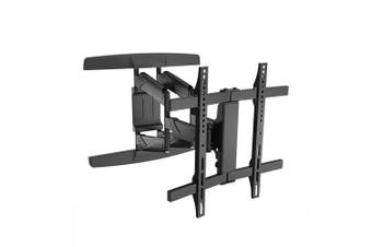 Brateck Full Motion Wall Mount Bracket For 32-65 Inch Curved and Flat Panel TVs