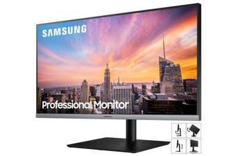 Samsung 27Inch IPS FreeSync Monitor 75Hz HDMI Height Adjust Tilt Swivel Pivot