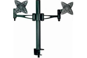 Astrotek Dual Monitor Arm Desk Mount Stand 36cm for 2 LCD Displays 15kg Tilt
