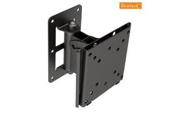 Brateck LCD Swivel Mount Bracket VESA For 13-27 Inch Flat Screens Upto 30Kg