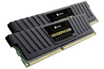 Corsair Vengeance 2-8GB DDR3 UDIMM 1600MHz C10 Desktop Gaming Memory Black