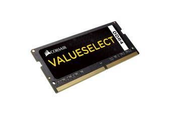 Corsair 16GB DDR4 SODIMM 2133MHz C15 1.2V 15-15-15-36 260Pin Memory RAM