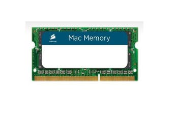 Corsair 2 4GB DDR3 SODIMM 1333MHz 1.5V Memory for MAC Notebook Memory RAM