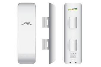 Ubiquiti Nanostation M2 802.11b-g-n MIMO Antenna WiFi Wireless Outdoor CPE