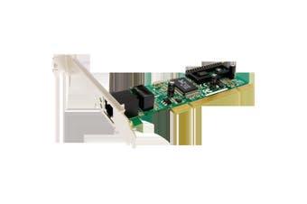 Edimax Gigabit Ethernet 32-bit PCI Card with low profile bracket User Friendly