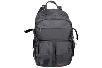 Promate AcePak Professional SLR Camera Backpack with Multiple Pocket Options