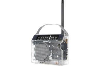 Clear Am/Fm Analogue Radio AC/DC Portable  Sangean