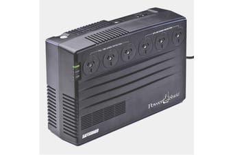 PowerShield SafeGuard 750VA 450W Line Interactive Powerboard Style UPS