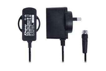 Kingray 18V DC 500MA Power Supply F type DC Plug