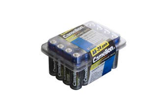 AA Super Heavy Duty - 24 Pack Camelion Blue Series