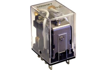 12V DC 10A Double Pole Relay