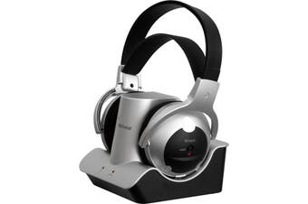 WINTAL 900Mhz Auto tuning Rechargeable Dock Wireless Headphones