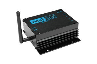 Resi-linx 50w Compact Bluetooth Amp with Bluetooth Connectivity