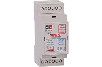 Din Rail Timer With Delay
