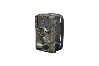 HD Camouflage Scouting Surveillance Compact DVR Camera 2.4inch TFT colour display