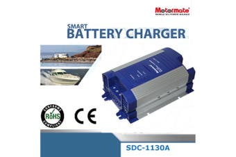 Motormate SDC-1130A DC to DC 12V 30A Power  Booster Automatic Battery Charger