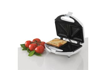 Tiffany Electric Sandwich Maker Press Toaster Toast square loaf bread 2 Slice