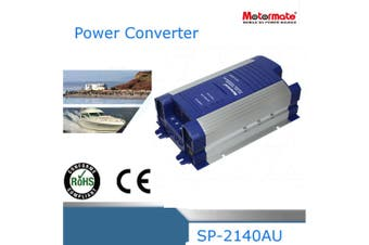 Motormate DC to DC 40A power converter  supply Converts 24VDC  to 13.8VDC of stable clean power output