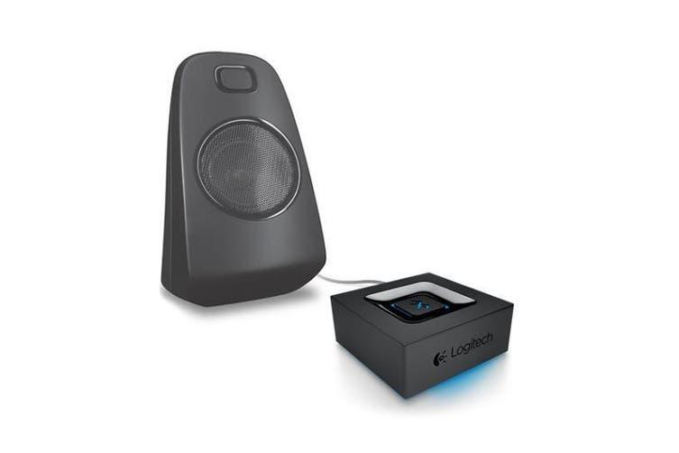 Logitech Bluetooth Adapter Superior Acoustics Long wireless range Auto Repairing