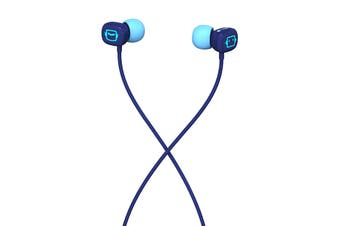 Logitech Noise-Isolation Hipster Earphones Earbuds Headphones 3.5mm Stereo Jack
