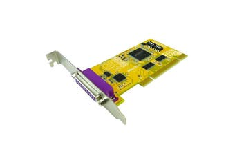 Sunix PAR5008R PCI 1-Port Remappable Parallel IEEE1284 Card