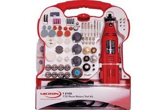 172 Piece 130W Rotary Tool Kit
