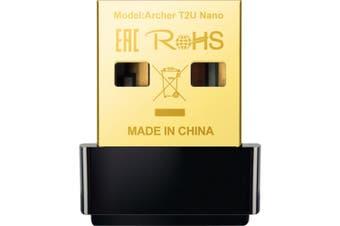 Ac600 Dual Band Nano Adapter Archert2Unano