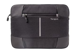 Targus Bex II Laptop Sleeve Black Light Weight with protective Soft Padding