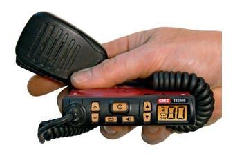GME TX3100DP 5 Watt 477MHz 80 Channel UHF Super Compact Radio
