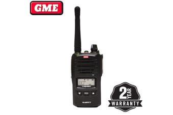 GME TX6160X 5 Watt IP67 UHF CB Handheld Radio 5 watt transmission power