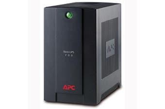 APC UPS 700VA 230V USB AVR Battery Backup and Surge Protector Australian Sockets