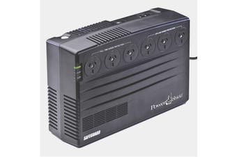 PowerShield SafeGuard 750VA 450W Line Interactive Powerboard Style UPS