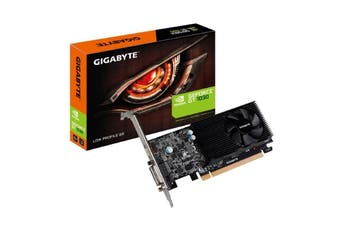 Gigabyte nVidia GeForce GT 1030 2GB DDR5 Fan PCIe Graphic Card Low Profile